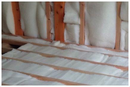 羊毛断熱材(サーモウール)