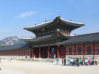 '06 韓国旅行☆名所⇒景福宮01