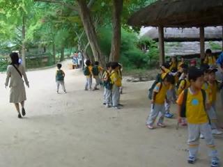 '06 韓国旅行☆韓国民族村04