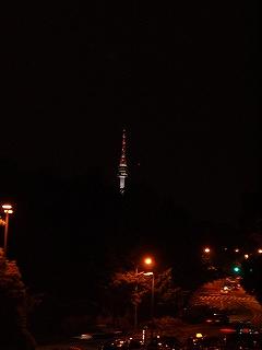 '06 韓国旅行☆名所⇒ソウルタワー