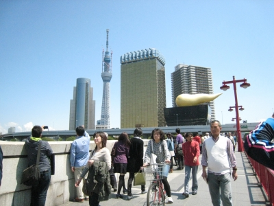 Skytree @ April 2011