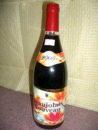 ボジョレヌーボー2005