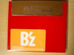 BzのCD(Pleasure2)