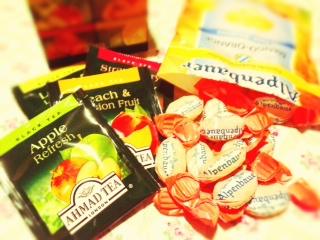 tea & candy