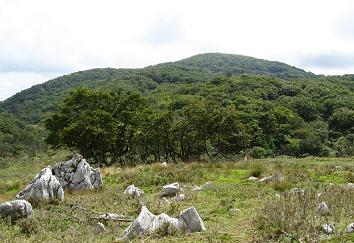 御池岳1,243m180924