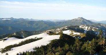 会津駒ケ岳山頂200615