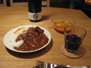角煮カレー201203