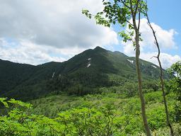 天狗岳への道220716