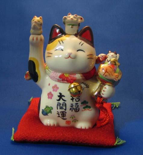 まねき猫 ドームスタジオ