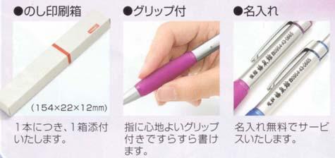 名入れポールペン AY319-2