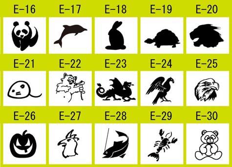 動物イラスト16-30