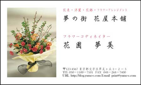 花名刺 HN-36
