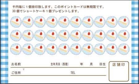 ポイントカード PCU-02