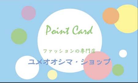 ポイントカード PC-13