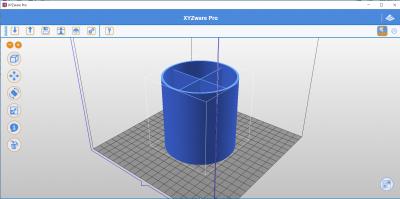 XYZware Pro ペン立て�