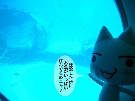 トロと潜水艦2