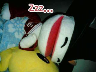 おやすみヴィンちゃん
