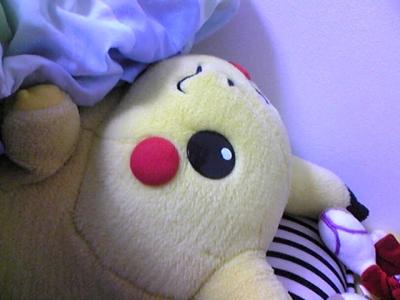 おやすみ、ピカチュウ