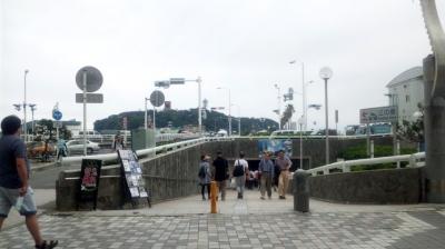 江ノ島地下通路