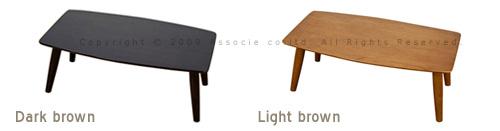 フォールディングテーブル90-color