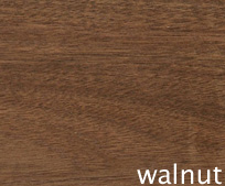 木目が美しいウォールナット