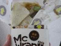 マックラップ 黒酢チキン