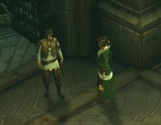 Lord-Harold-Snowe-and-Lady-Serena(引き)