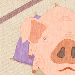 豚 イラスト