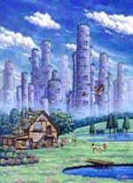 ファンタジー 塔