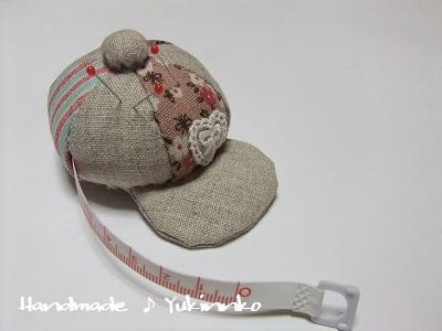 メジャー帽子