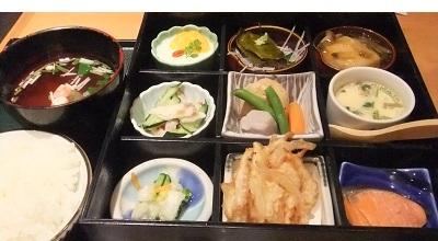 小鉢昼和膳