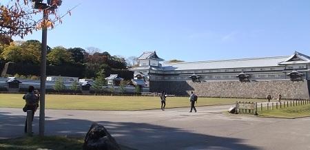 金沢城址公園1