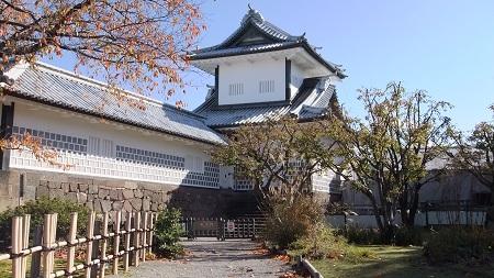 金沢城址公園4