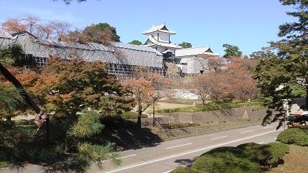 金沢城址公園5