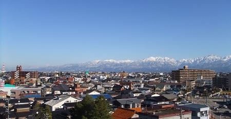 立山連峰1