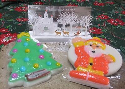 クリスマス蒲鉾