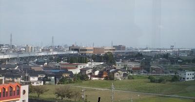新幹線高岡駅