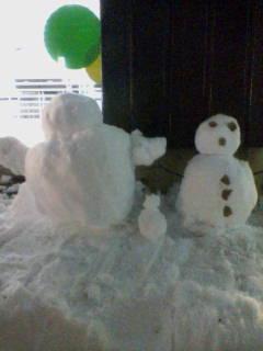 ATR snowman 2008