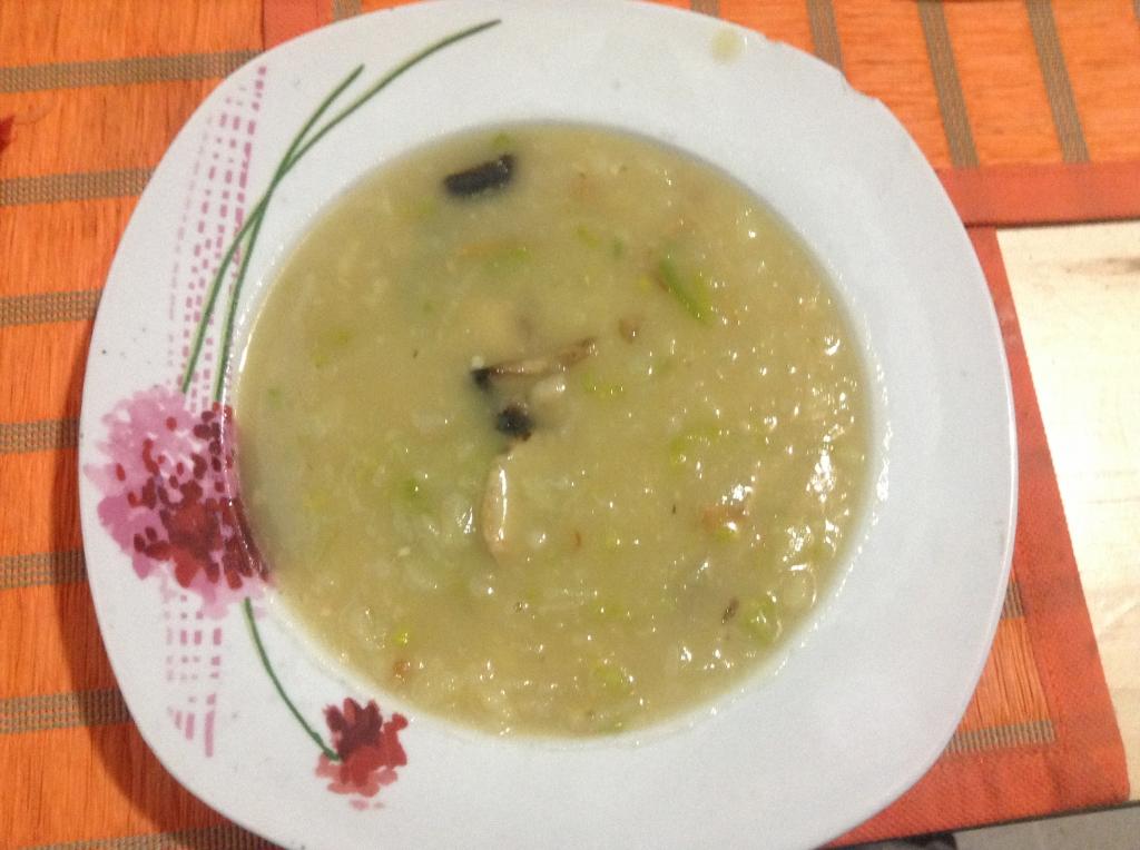 コロンビアジャガイモスープ