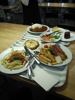 IKEA昼食