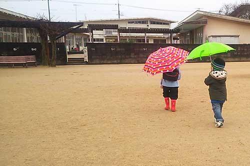 さよならぼくたちの幼稚園
