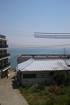赤穂御崎から海
