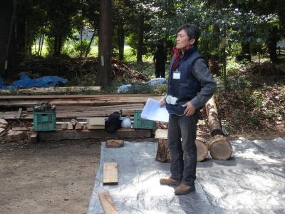 風土木maxwood、薪の話