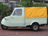 ダイハツミゼットMP5(1969年式)