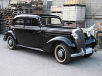 メルセデス・ベンツ170S-D(1954年式)