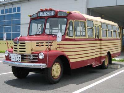 いすゞBX141(1957年式,北村製作所)