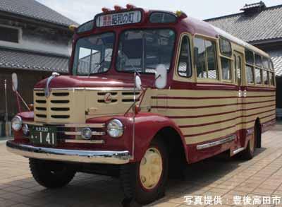 8月26日に営業用緑ナンバーに変わったいすゞBX141