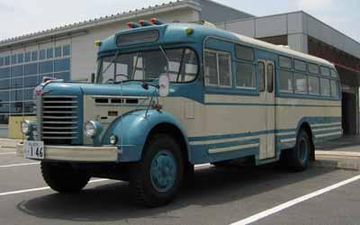 日野BH15(1961年式,帝国自動車工業)