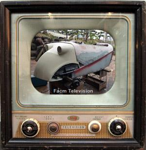 メッサーシュミットKR200 in TV