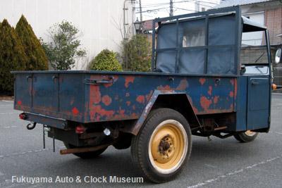 三輪トラック・マツダGLTB77(1957年式)